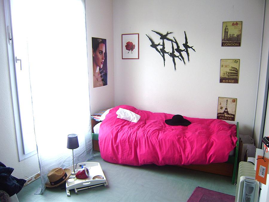 facotel t2 meubl saint etienne r sidence facotel. Black Bedroom Furniture Sets. Home Design Ideas