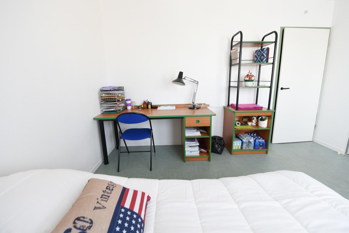 studio tudiant meubl 22m facotel plan 2 r sidence facotel. Black Bedroom Furniture Sets. Home Design Ideas