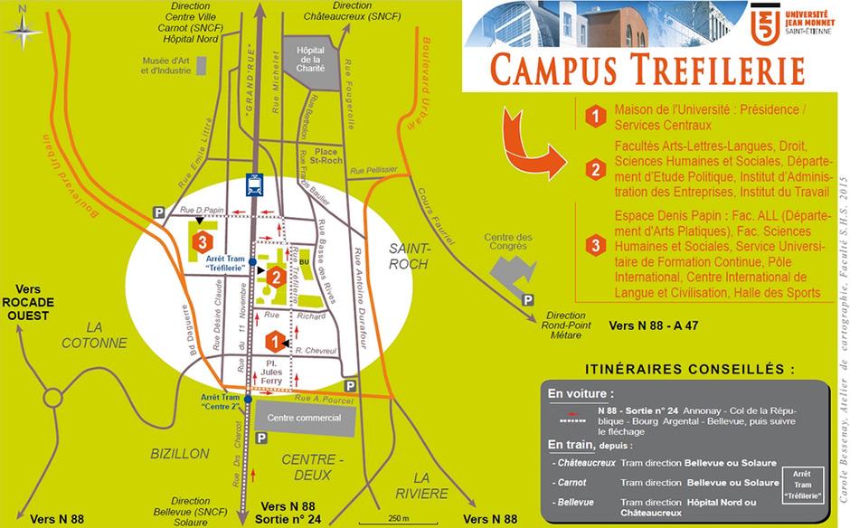 Facotel - Campus Tréfilerie